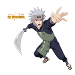Tobirama Young by Marcinha20