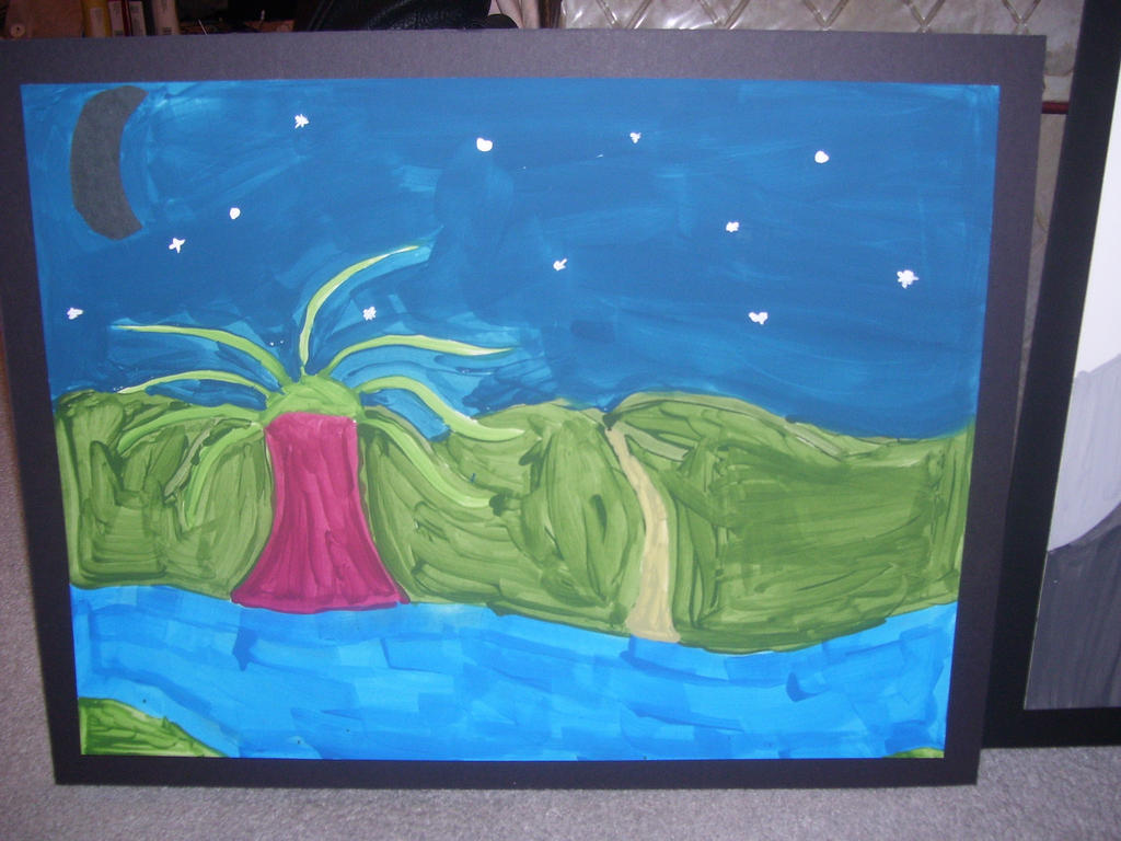 Triptych (First Panel) by Hannah2070