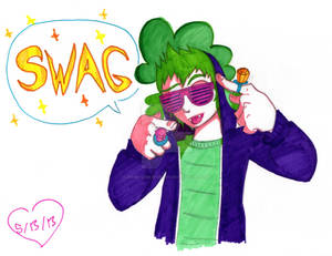 Spike is SWAG