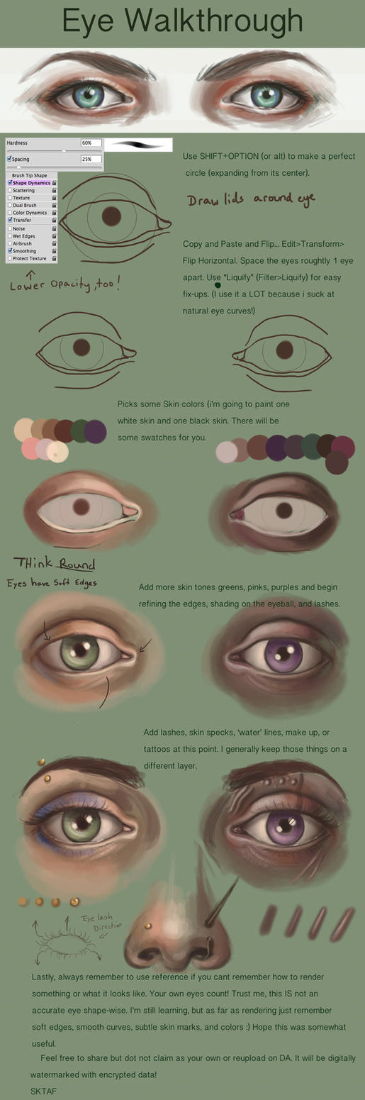 Simple EYE Walkthrough by SKTAF