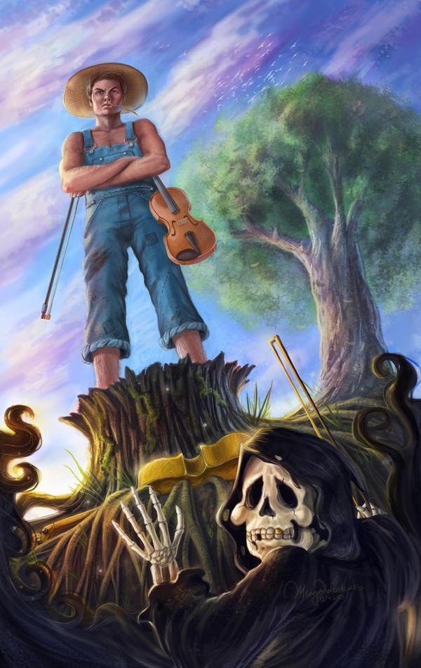 Gold Fiddle by SKTAF