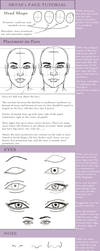 Face Tutorial by MMWoodcock