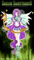 .:Sailor Zodiac Sagittarius:. by Dark-Vanessa