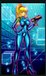 .:Galactic Samus Aran:. by Dark-Vanessa