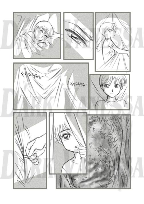 SOM 1 - Working manga -Commish by DarkVanessaLusT