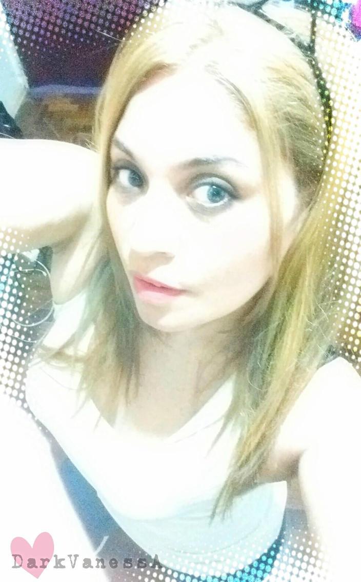 DarkVanessa Blonde - New Style by DarkVanessaLusT