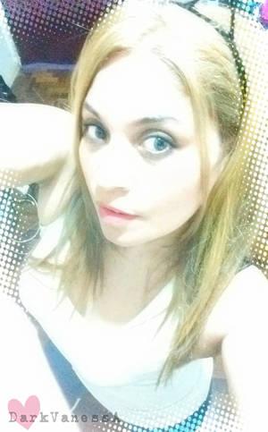 DarkVanessa Blonde - New Style by Dark-Vanessa
