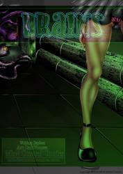 Drains Cover -  Comic commission