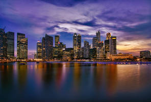 Financial District by nuic
