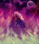 Drax Umbra Character Illustration