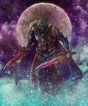 Dragonborn Dual Blade Commission