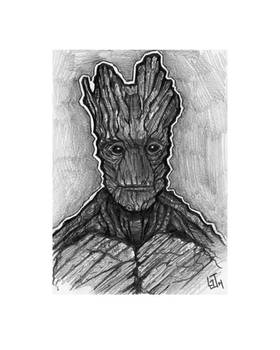 Groot - Daily Sketch