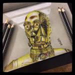 C3PO - Daily Sketch