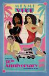 ShockPop Comiccon Miami Vice 30th Anniversary