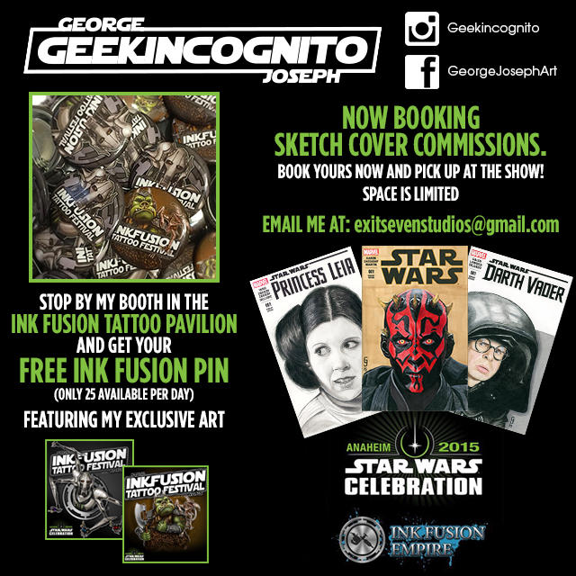 Geek Ad by Geekincognito