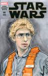 Matt the Radar Technician Sketch Cover
