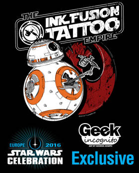 BB-8 Star Wars Celebration Europe