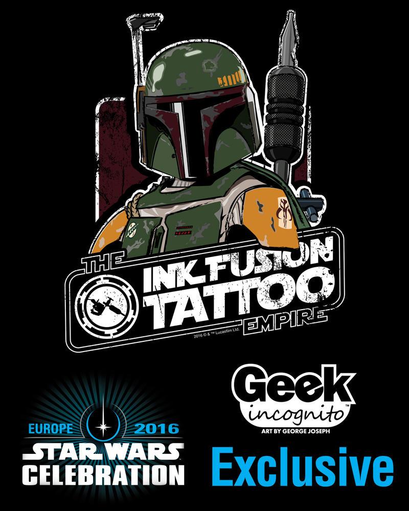 Boba Fett Star Wars Celebration Europe by Geekincognito