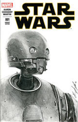 K2SO Sketch Cover by Geekincognito