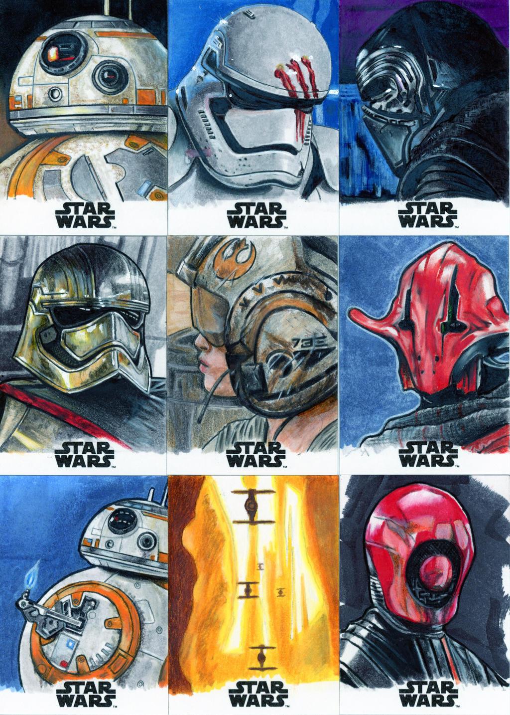 Topps Journey to Star Wars: The Last Jedi