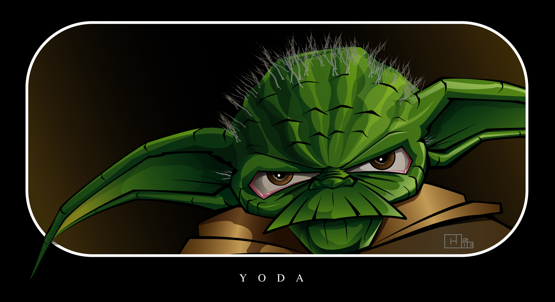 Yoda W.I.P