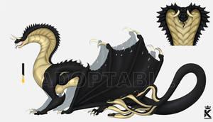 Adopt Auction #4 [CLOSED] Lord Cobra Dragon