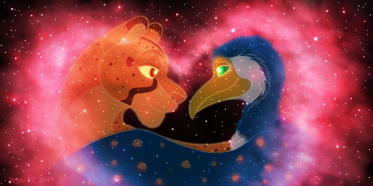Starry love
