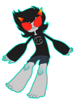 terezi what are you doing by digitallyImpaired