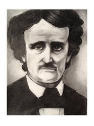 Edgar Allan Poe by TheGibsonSisters