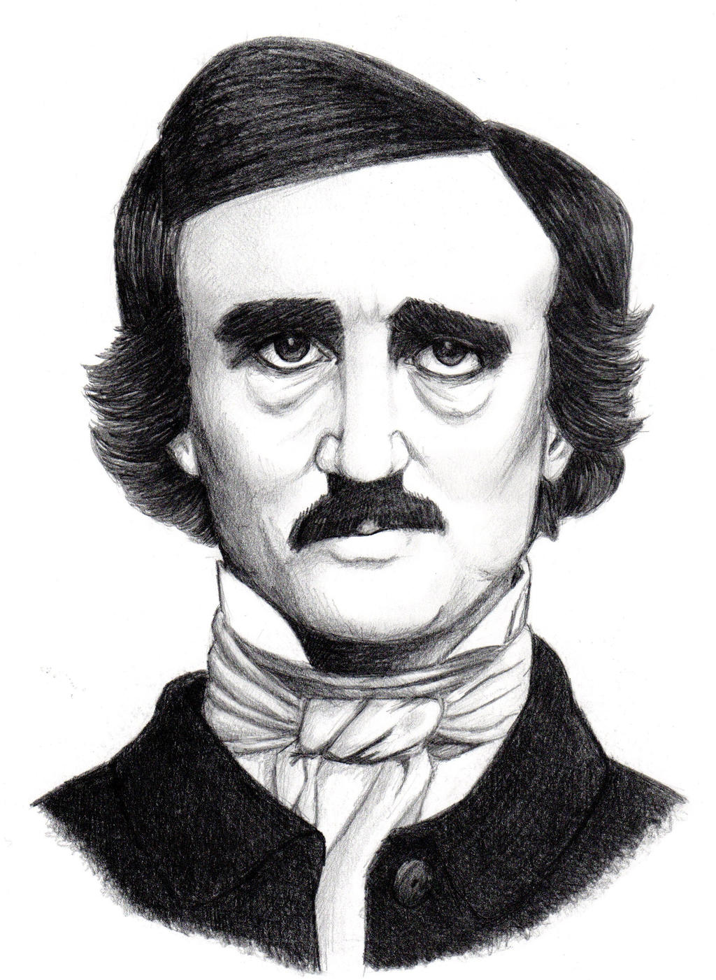 edgar allan poe coloring pages - photo#20