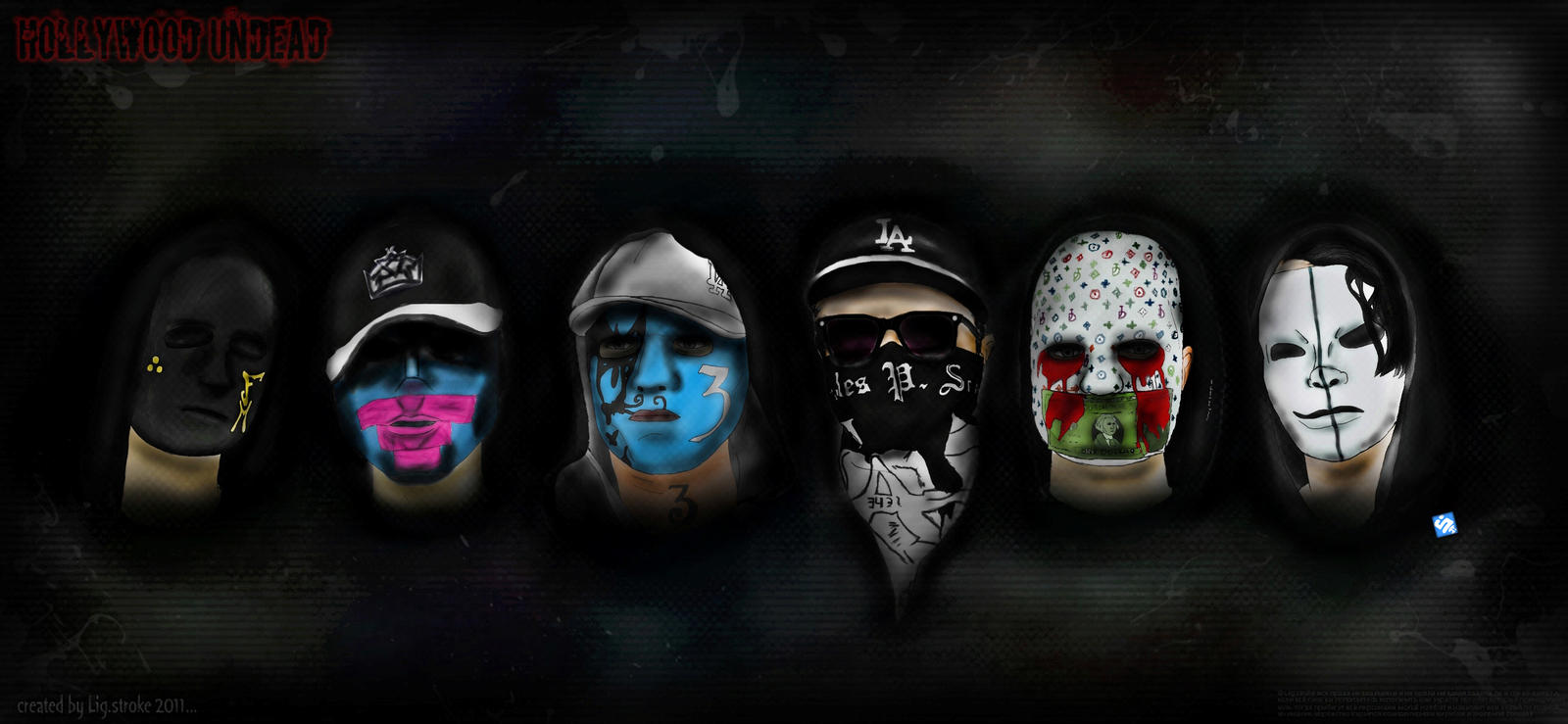 hollywood undead wallpaper 1920x1080