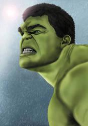 Hulk by Lightning-Stroke