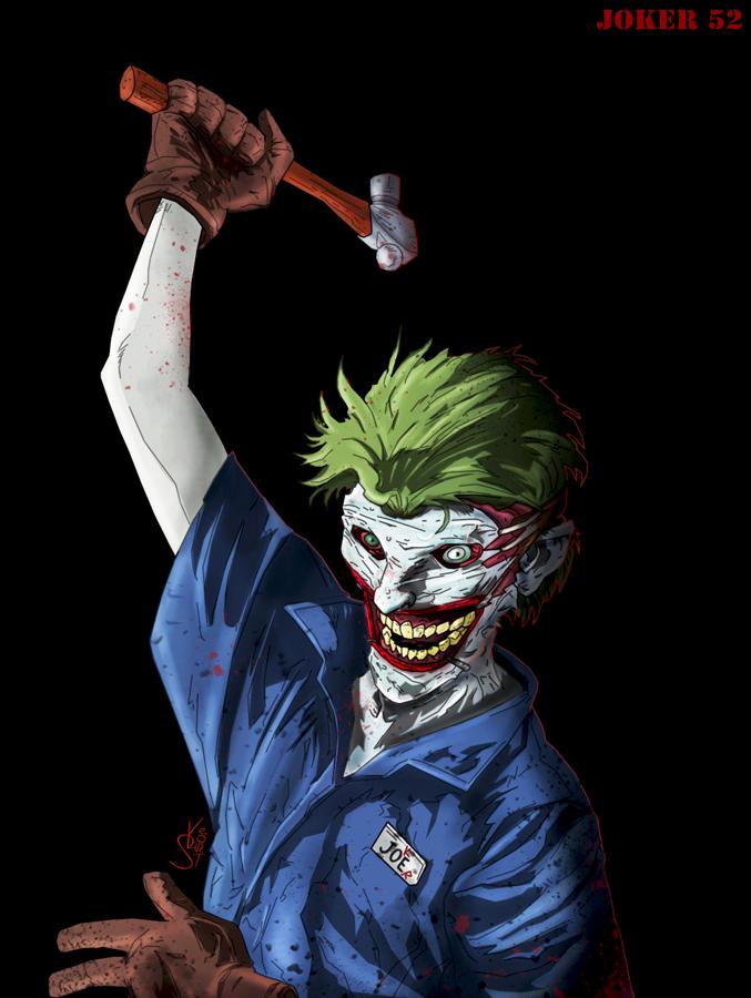 Joker 52 by Lightning-Stroke