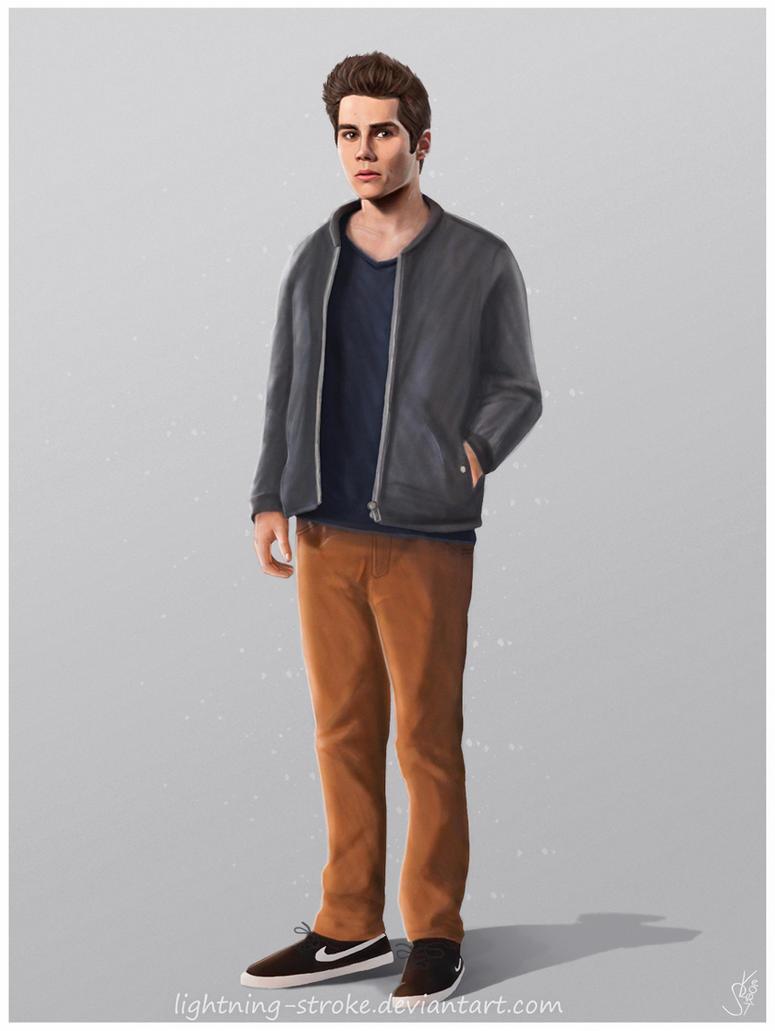 Stiles Stilinski by Lightning-Stroke on DeviantArt Teen Wolf Season 3 Void Stiles