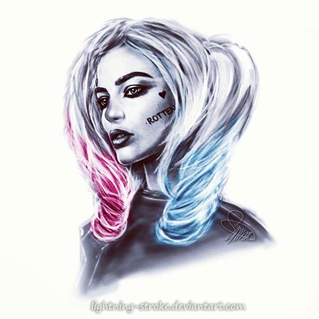 Harley Quinn by Lightning-Stroke