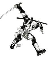 Deadpool by Lightning-Stroke
