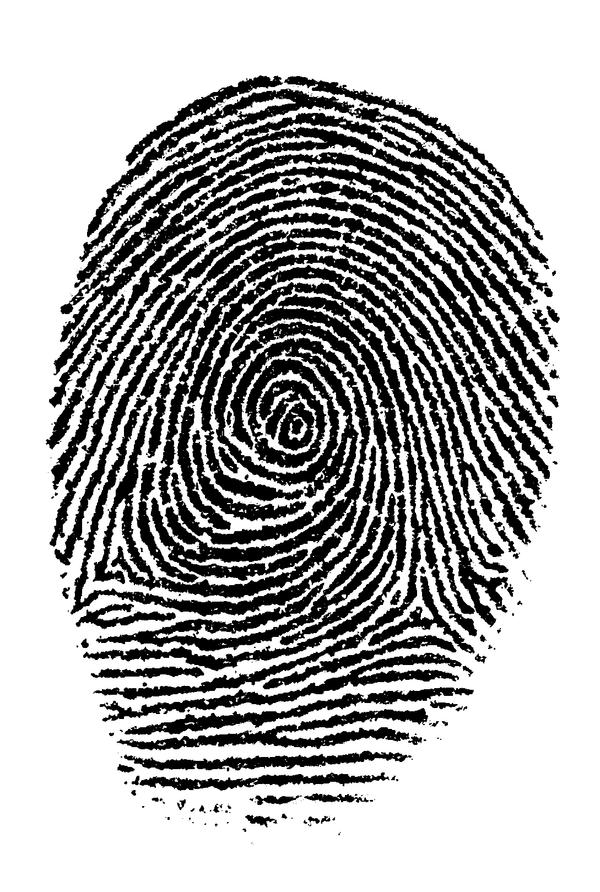 Fingerprint tattoos idea