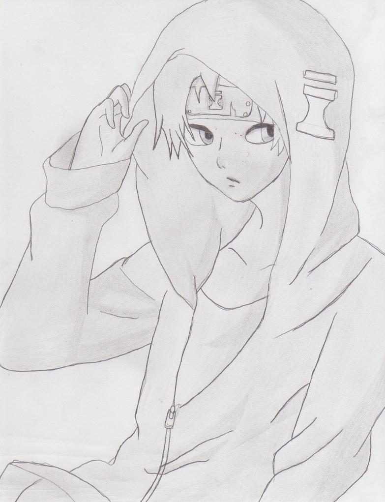Random Sketch: Kisui Iyoku by Gariandos
