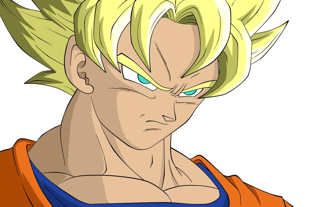 Son Goku by Gariandos