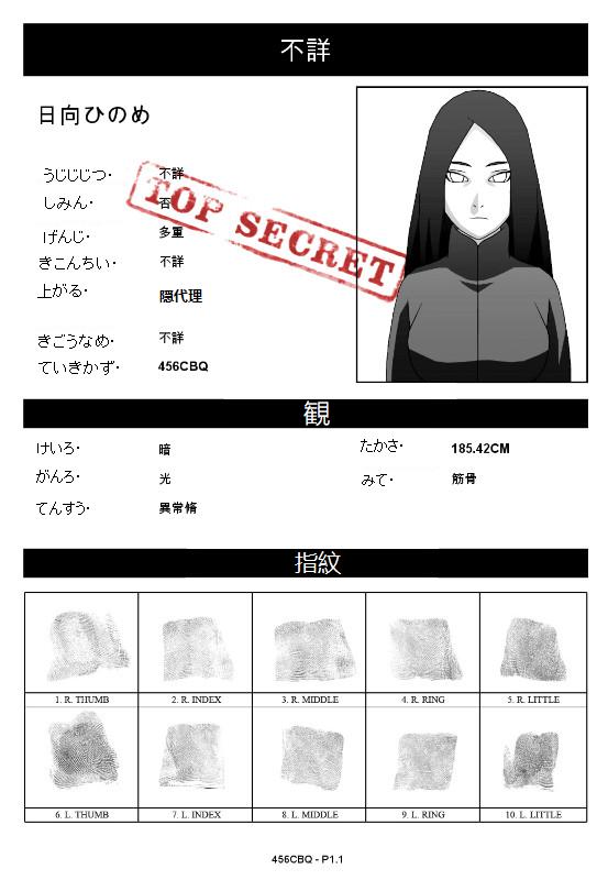 Shishi's File by Gariandos