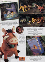 Disney Halloween Catalog 1994 by LionKingForLife