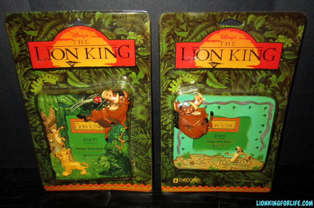 LK Picture Frames -- 2 1/4 x 3 1/4 by LionKingForLife on DeviantArt