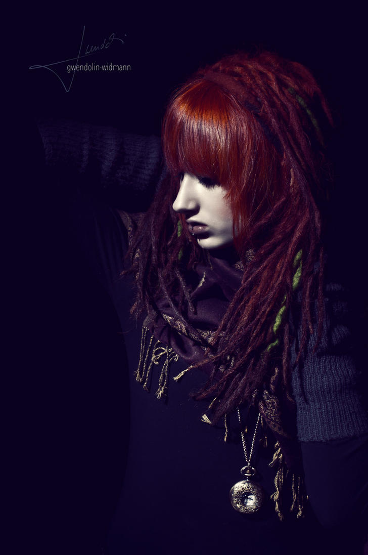 Miss Darkness.2 by GwendolinWidmann