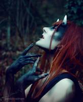 Demon.02 by GwendolinWidmann