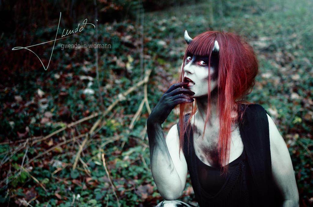 Demon.03 by GwendolinWidmann