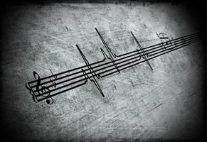 Music is my Life 2 by LietingaDiena