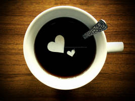 Ive Found Love In My Cup Today by LietingaDiena