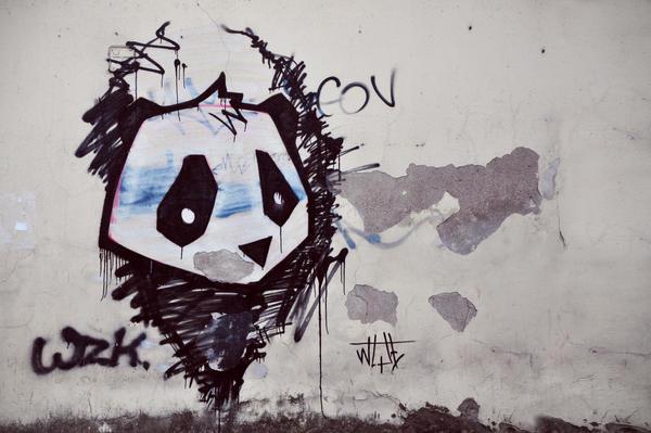 Urban Panda by LietingaDiena