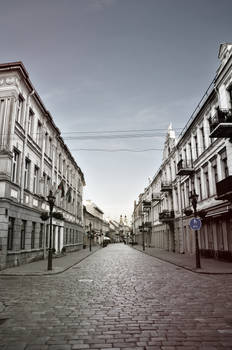 Kaunas Morning