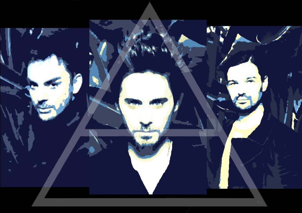 30 seconds to mars popart portraits by beyourself art on deviantart 30 seconds to mars popart portraits by beyourself art solutioingenieria Image collections